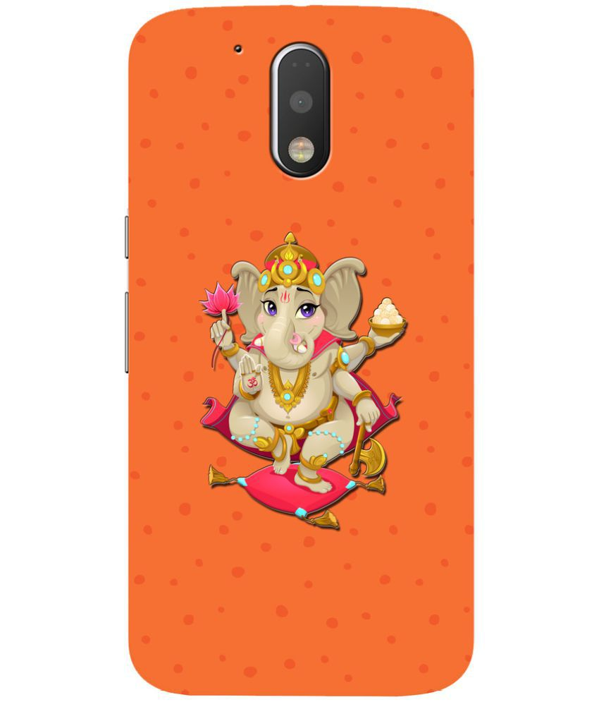 Moto G4 3D Back Covers By Aman