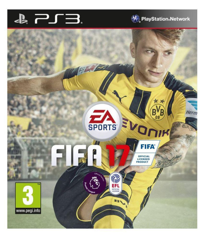 fifa 17 for ps3 best price in india fifa 17 for ps3. Black Bedroom Furniture Sets. Home Design Ideas