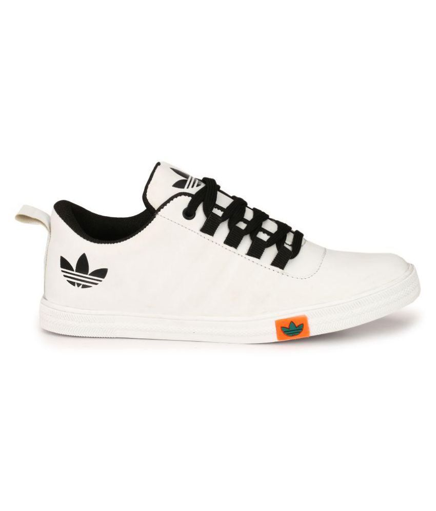 ... Big Fox 001 Sneakers White Casual Shoes ...