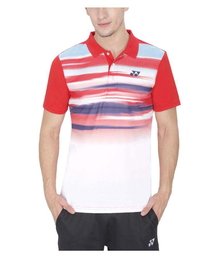 Yonex Multicolour T-Shirt