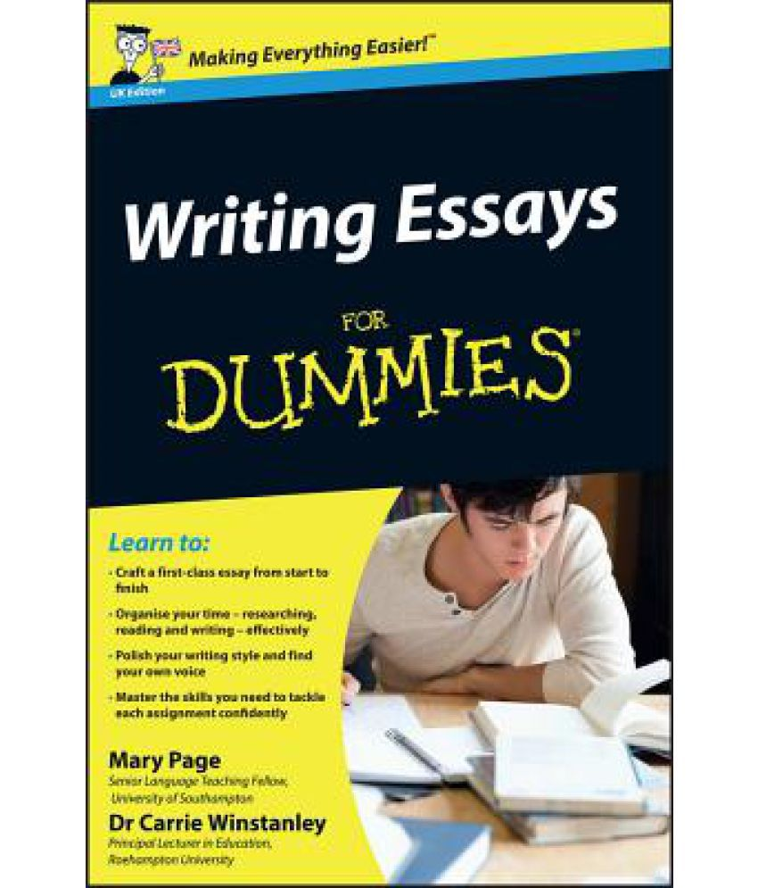 Help with writing a dissertation for dummies