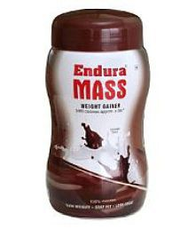 Endura Mass Weight Gainer 1000 Kg Chocolate Weight Gainer Powder