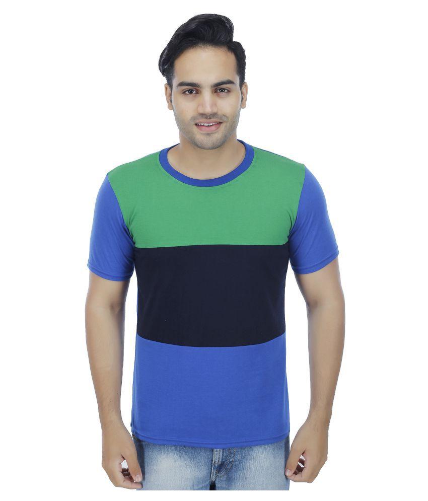 Christy World Multi Round T-Shirt