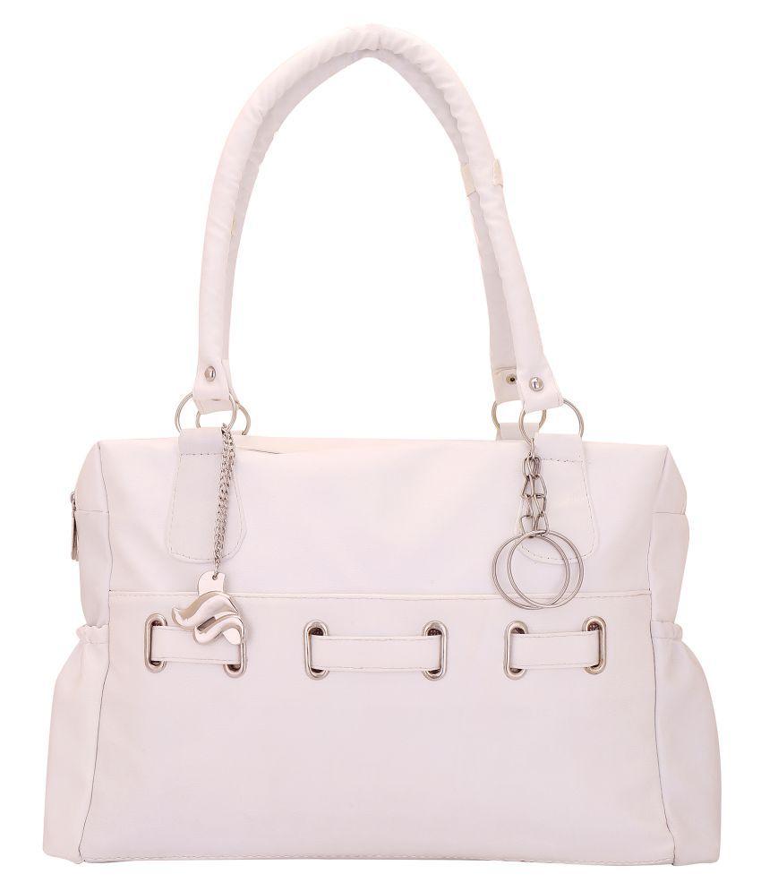 5e63759b041 Lady Bar Multi Artificial Leather Shoulder Bag - Buy Lady Bar Multi ...