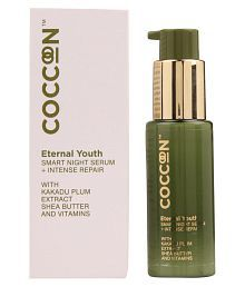 Coccoon Eternal Youth Intense Repair Serum Night Cream 30 Gm