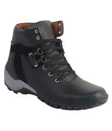 Karnaaz Black Party Boot