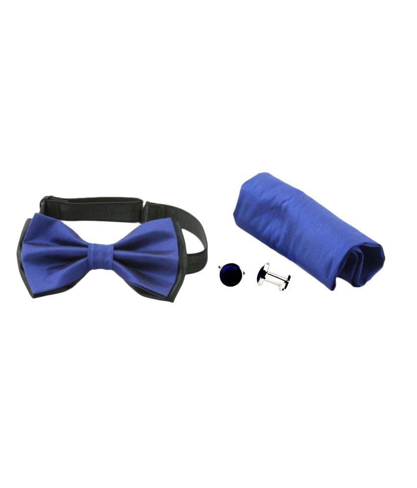 Maruti Tie Blue Party Necktie
