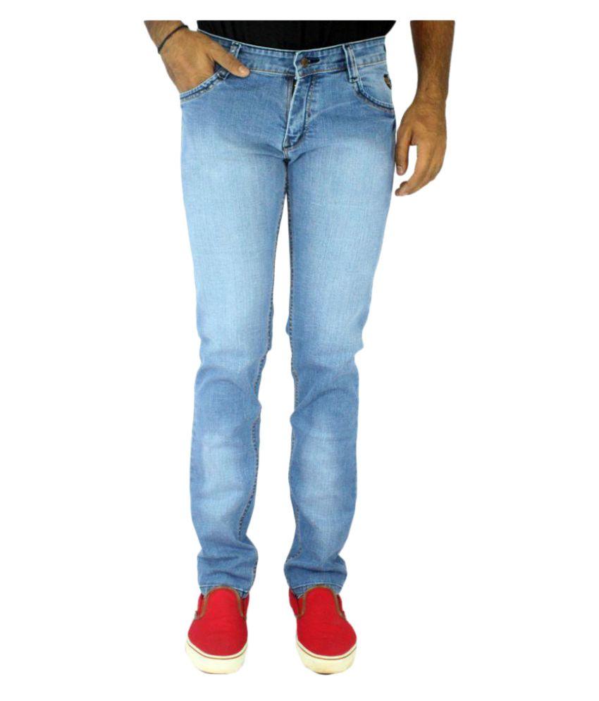 Oxberg Light Blue Slim Jeans