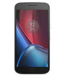 Motorola G4 Plus (16GB Black) XT1643 2 GB Black Grey
