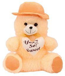 Ansh Soooo Sweet Beige Teddy Bear