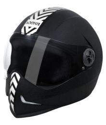 Steelbird - Full Face Helmet Black L