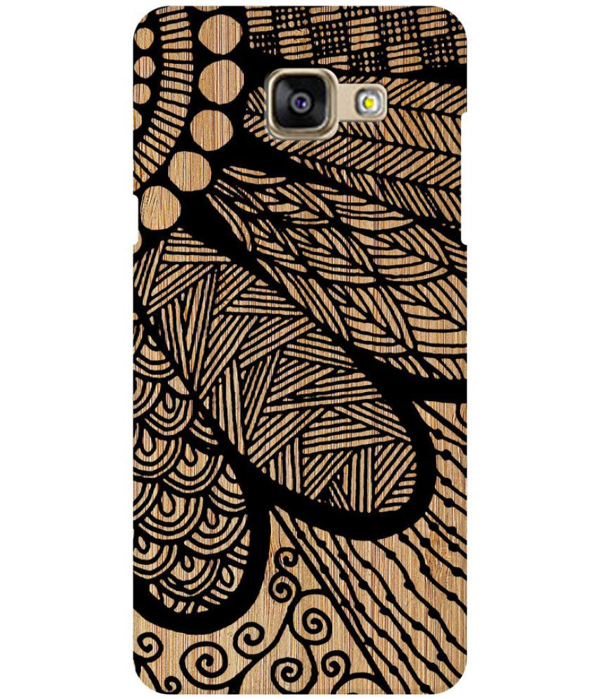 Samsung Galaxy A7 2016 Printed Cover By SWANK THE NEW SWAG