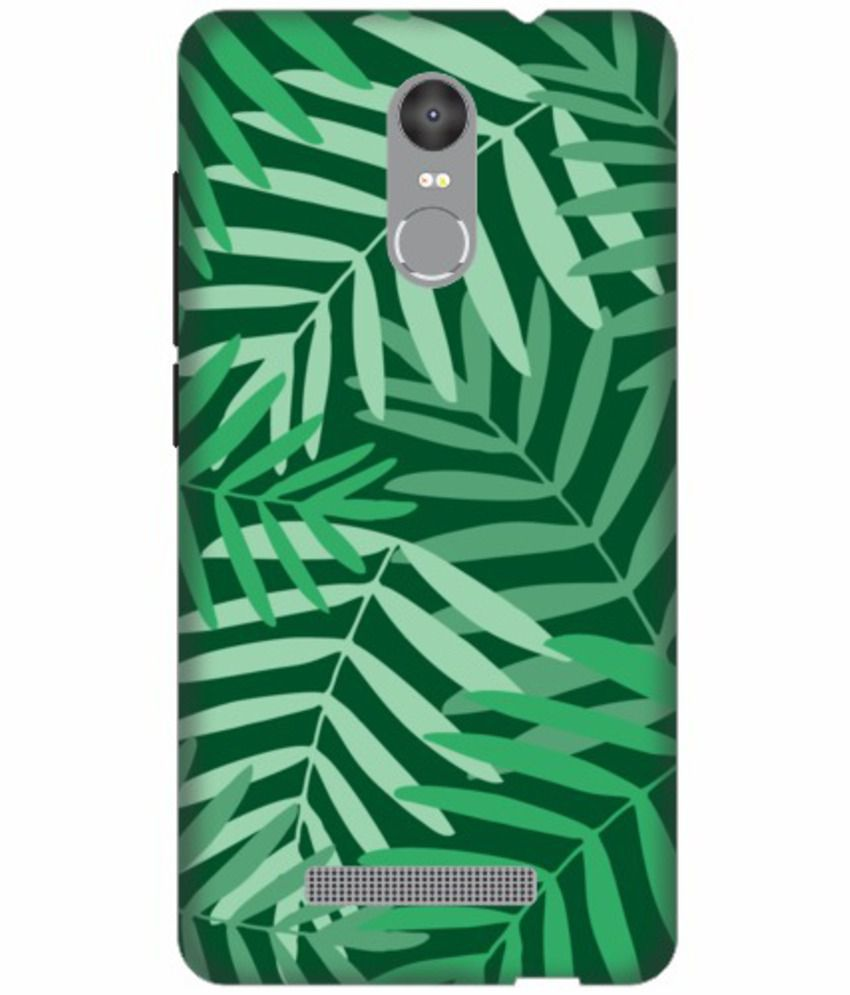 Xiaomi Redmi Note 3 3D Back Covers By Printland