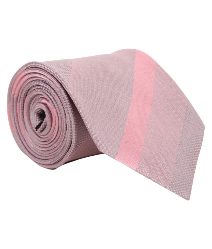 Alvaro Castagnino Pink Party Necktie