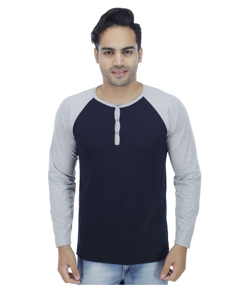 Sanvi Traders Multi Round T-Shirt