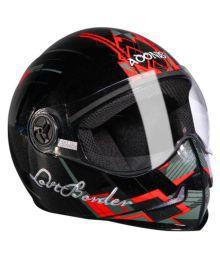 Steelbird Adonis Lost Border - Full Face Helmet Black L