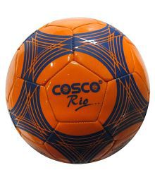 Cosco Rio Multi-Color Football Size- 3