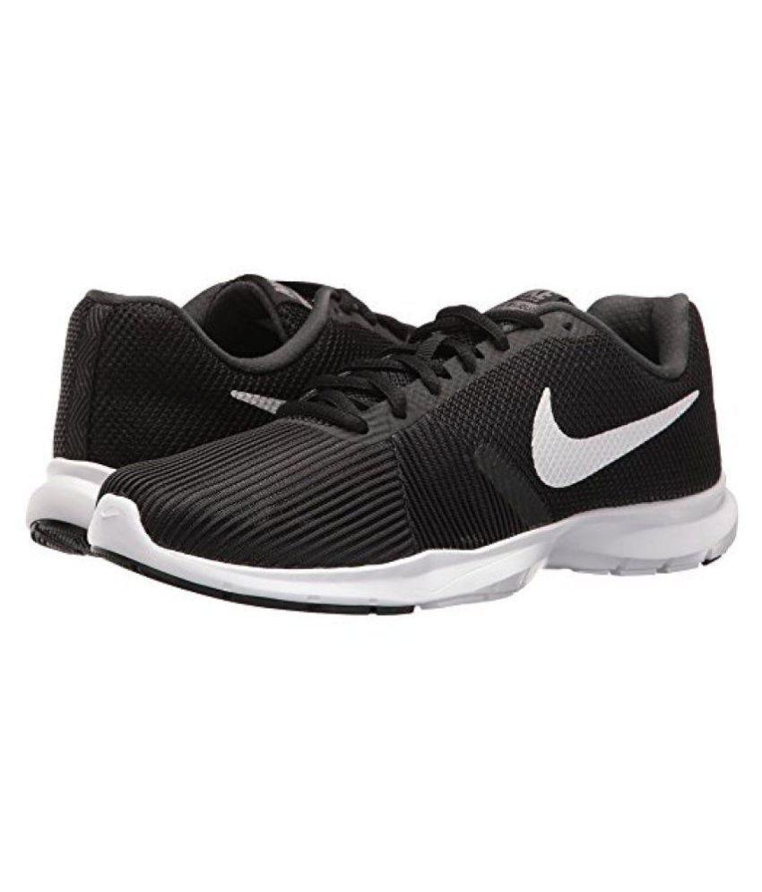 261600f6fd005 Nike Flex Bijoux Black Running Shoes Price in India- Buy Nike Flex ...