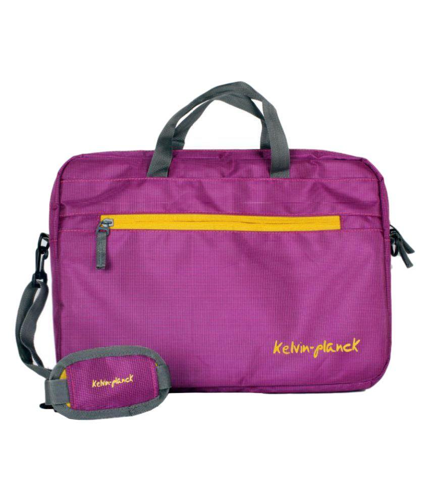 Kelvin Planck Pink Laptop Sleeves