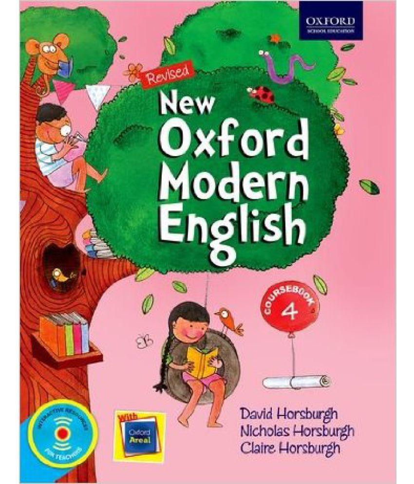 New Oxford Modern English Course Book Class - 4