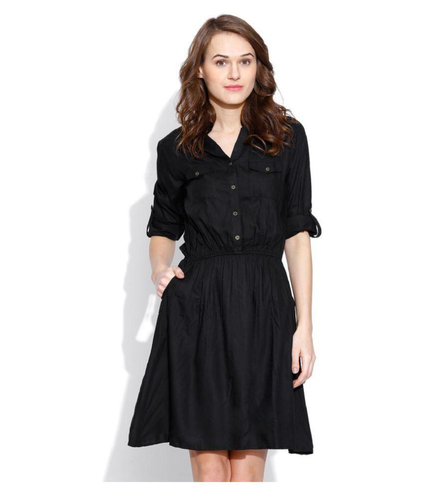 Indicot georgette shirt dress buy indicot georgette for Where to buy a dress shirt