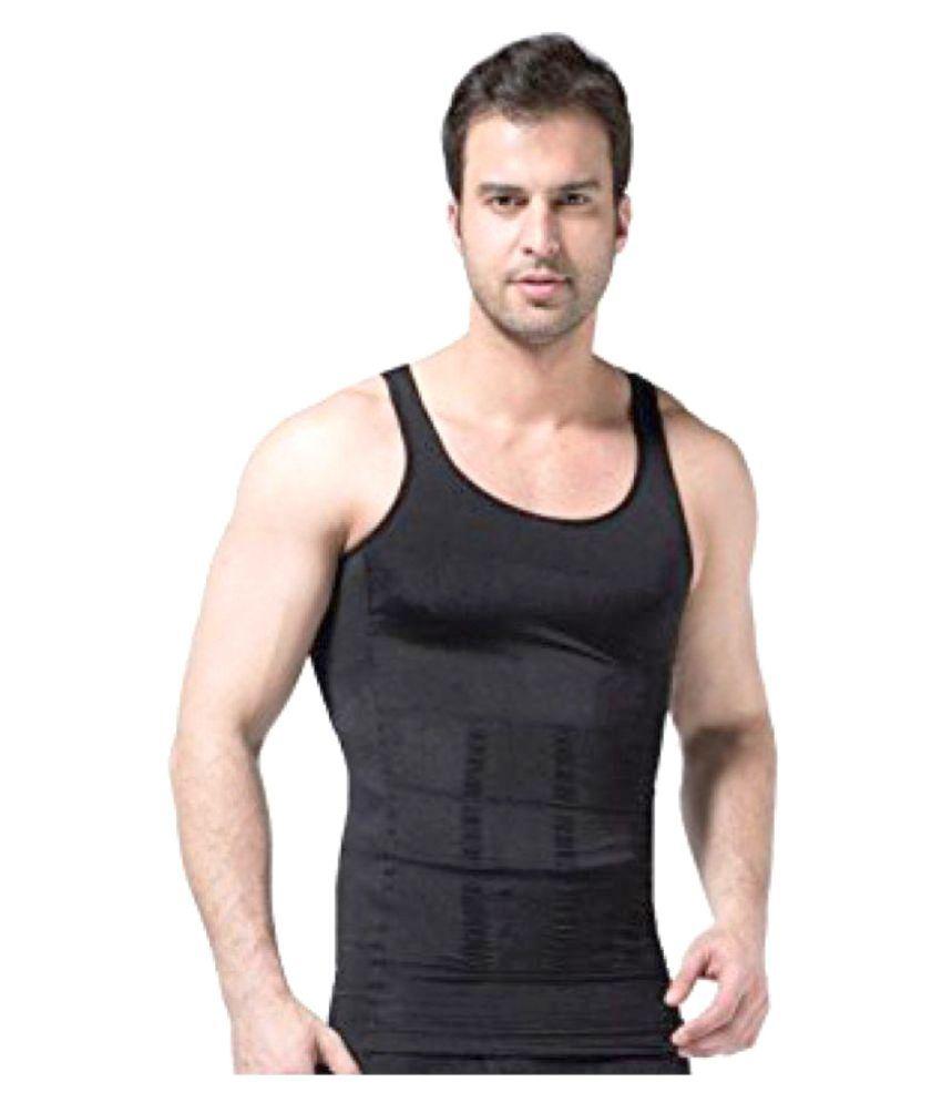 24a7f0c9b Slim N Lift Black Tummy Shaper - Buy Slim N Lift Black Tummy Shaper Online  at Low Price in India - Snapdeal