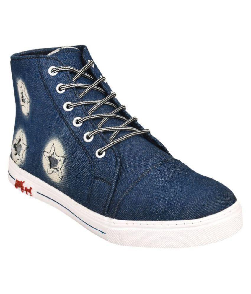 Avis Admire Blue Casual Boot