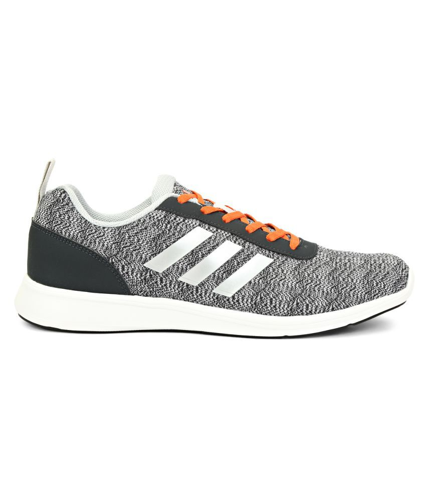 online store 01a1f 82f61 ... Adidas ADIRAY 1.0 M Gray Running Shoes ...
