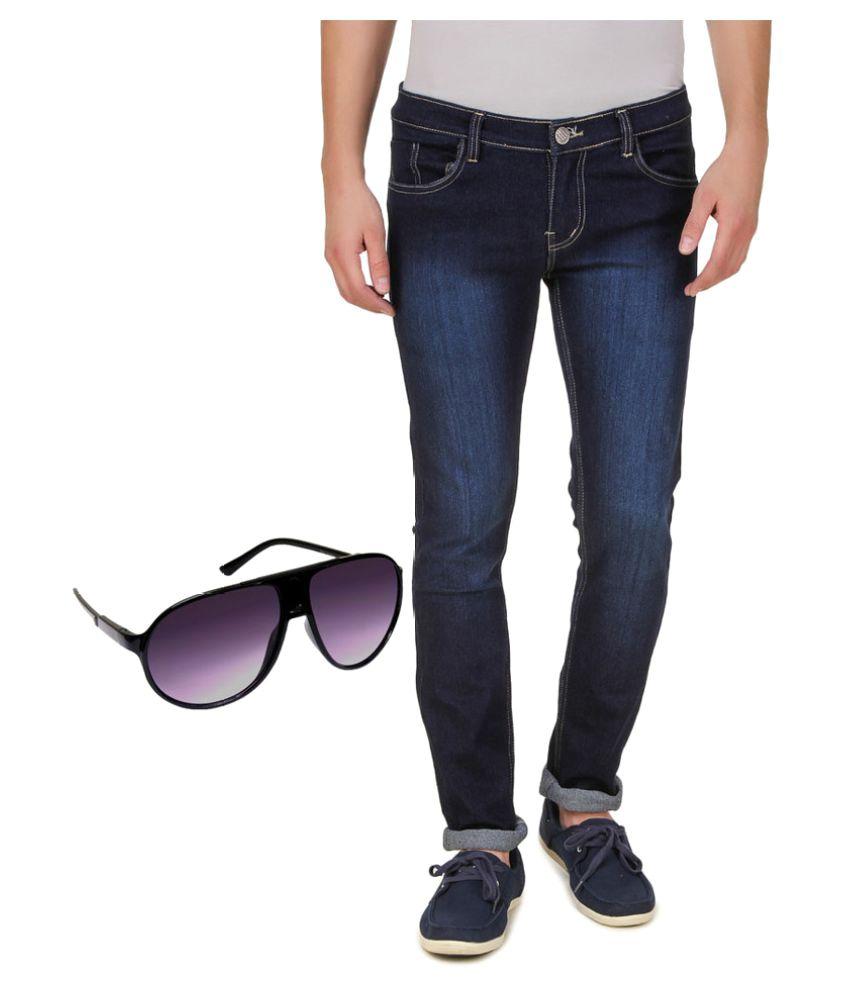 Haltung Blue Slim Jeans