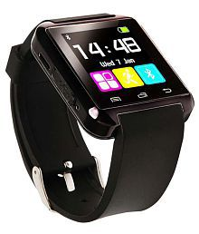 Mobilefit  K73 Smart Watches Black
