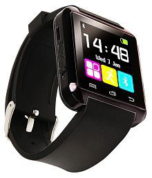 Mobilefit S9 Smart Watches Black