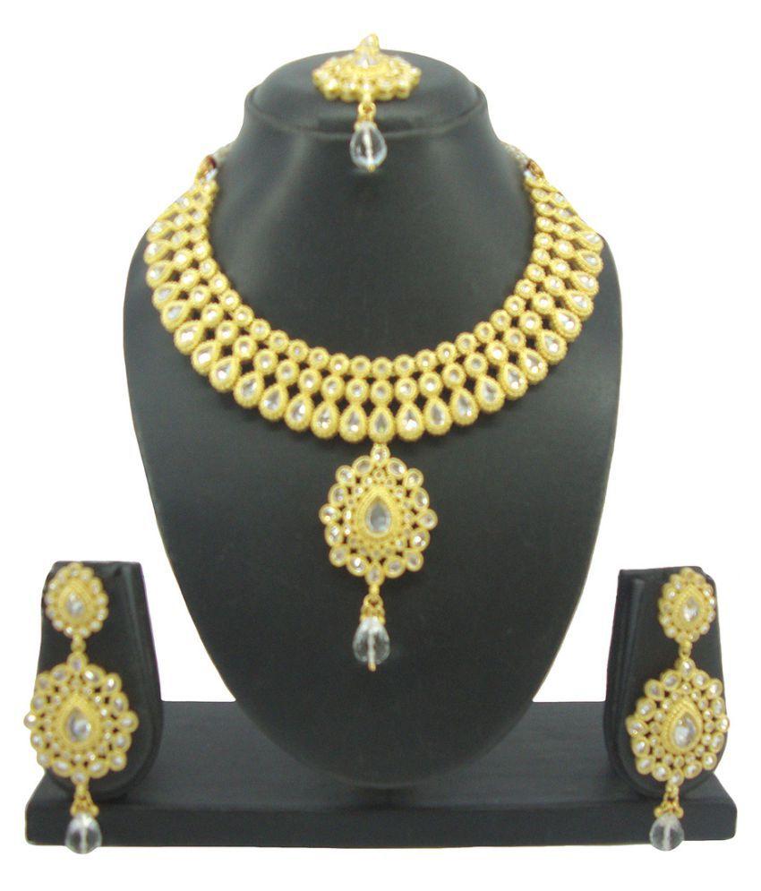 Saloni Fashion Jewellery Latest Bollywood Style Hi Gold ...