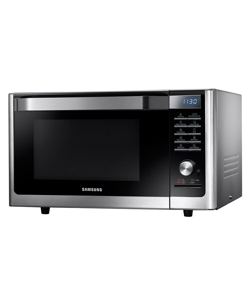 Samsung 32 Ltrs Mc32f605tct Convection Microwave Oven