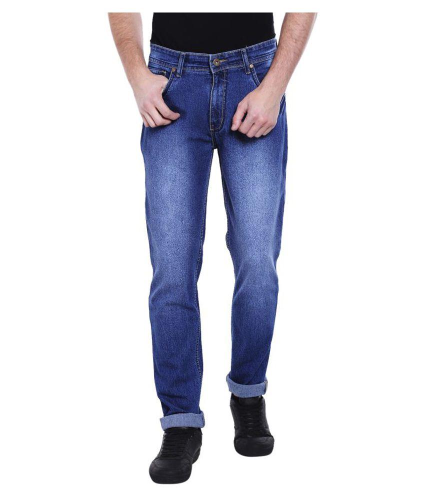 High Star Blue Slim Jeans