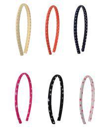 Stoln Kids Hair Accessories Set Of 6