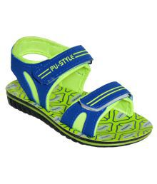 Bunnies Footwear Blue Sandals