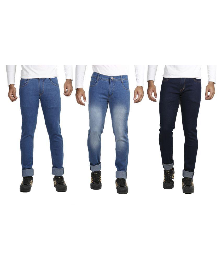 Vs Fashion Multi Slim Jeans