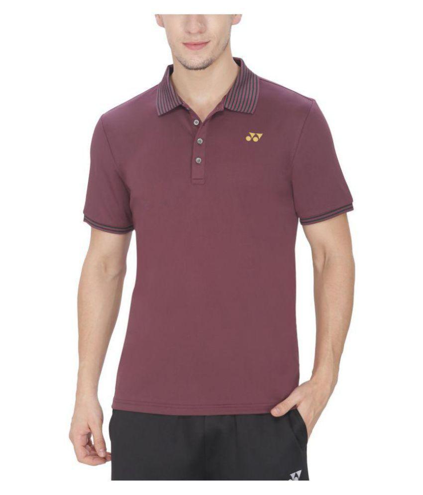 Yonex Violet T-Shirt