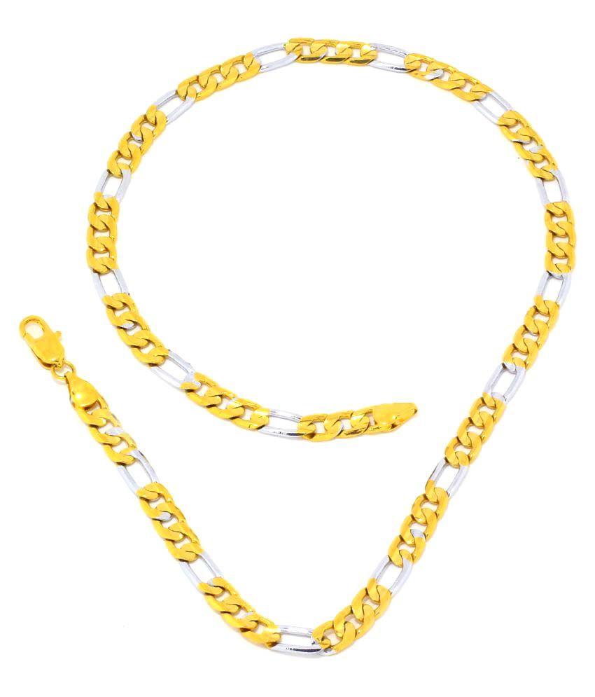 Saizen Multicoloured Chain for Men