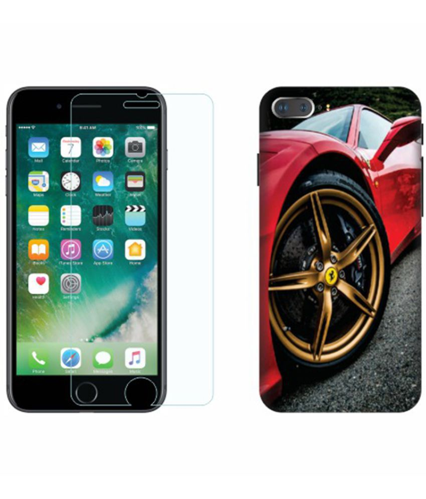 Apple iPhone 7 Plus Cover Combo by Printland