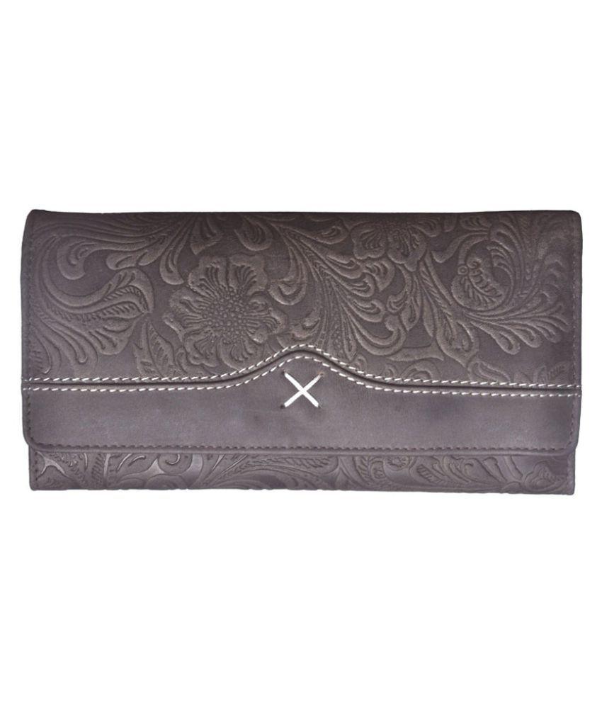 Mocell Gray Wallet