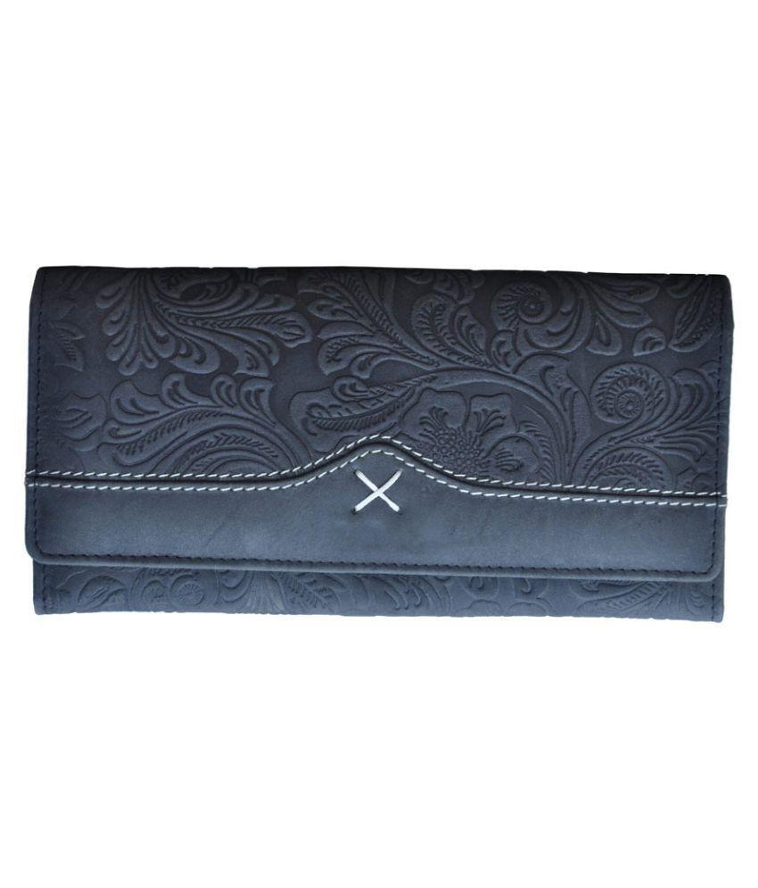 Mocell Black Wallet