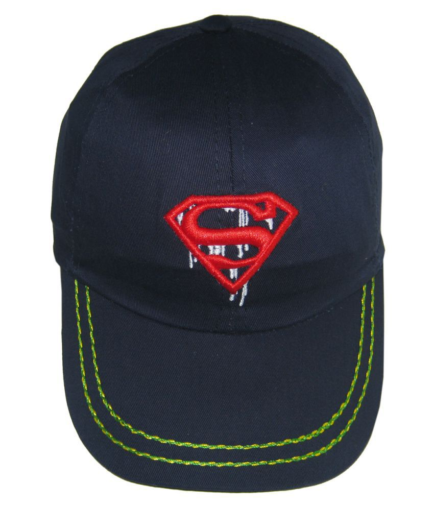 Goodluck Blue Cotton Caps