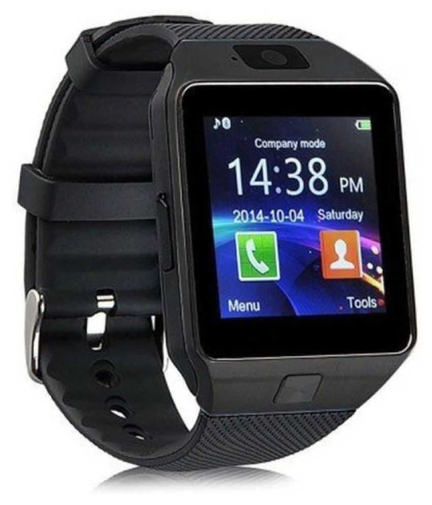 Diamoda DZ09-602 Smart Watches Black