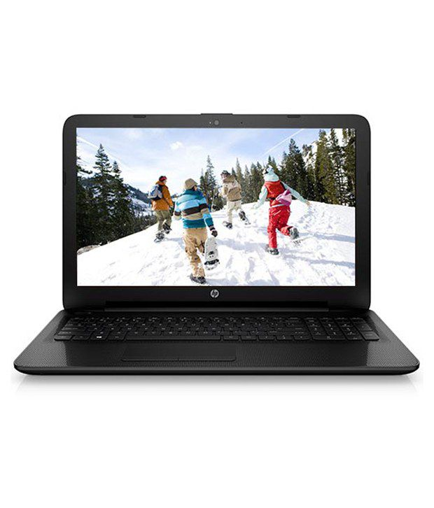 HP Core i3 6th Gen - (4 GB/1 TB HDD/DOS) 15-ay542TU Laptop(15.6 inch, Black, 2.19 kg)