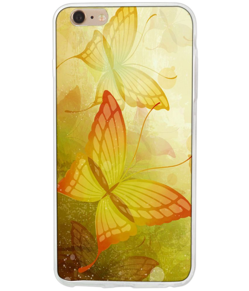 Apple iPhone 6 Plus Printed Cover By instyler