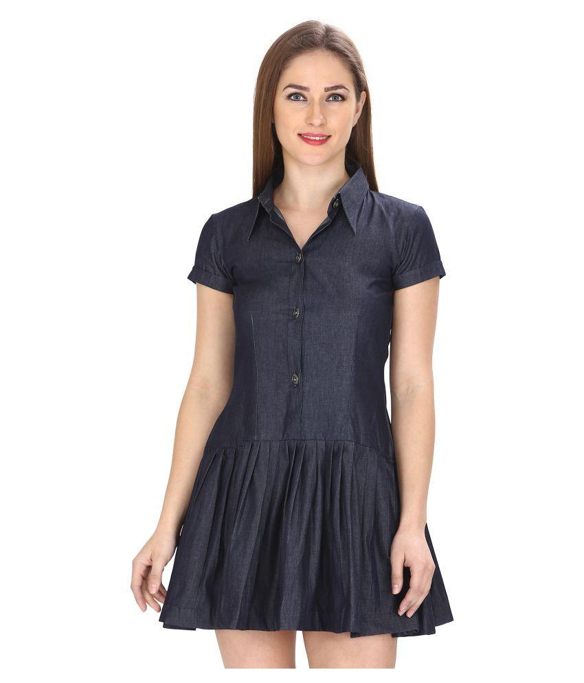 Mansi Collections Denim Dresses