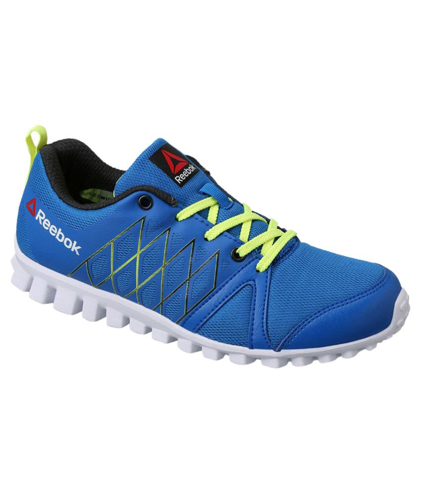 e799ed3e368d Reebok PULSE RUN LP Blue RUNNING Shoes For Boys Price in India- Buy Reebok  PULSE RUN LP Blue RUNNING Shoes For Boys Online at Snapdeal