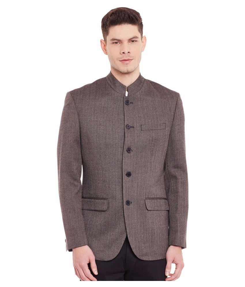 Envoy Grey Plain Wedding Blazers