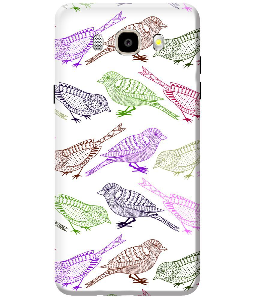 Samsung Galaxy J7 (2016) Printed Cover By KanvasCases